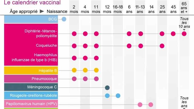 vaccin a 6 mois