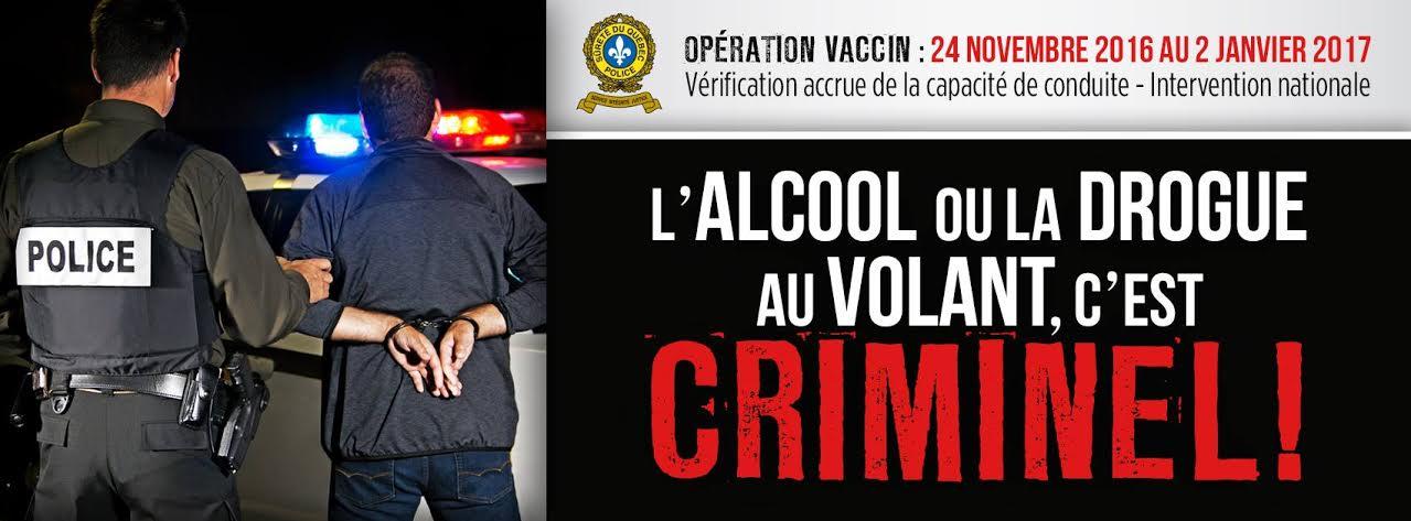 vaccin et alcool