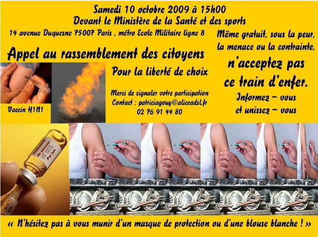 vaccin grippe a h1n1 effets secondaires
