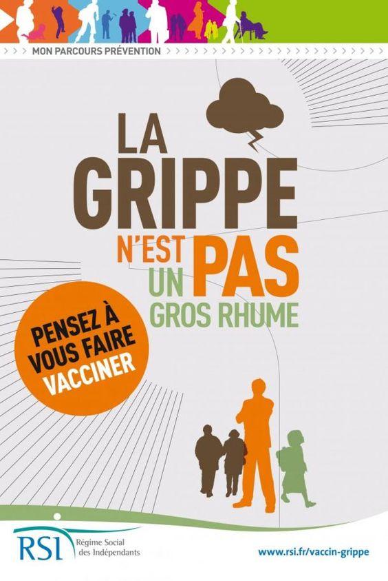 vaccin grippe et rhume