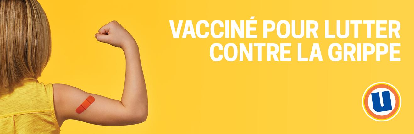 vaccin grippe levis