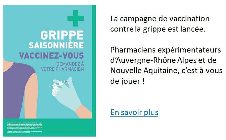 vaccin grippe notice