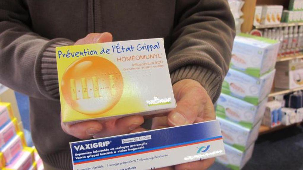 grippe et homéopathie efficacité