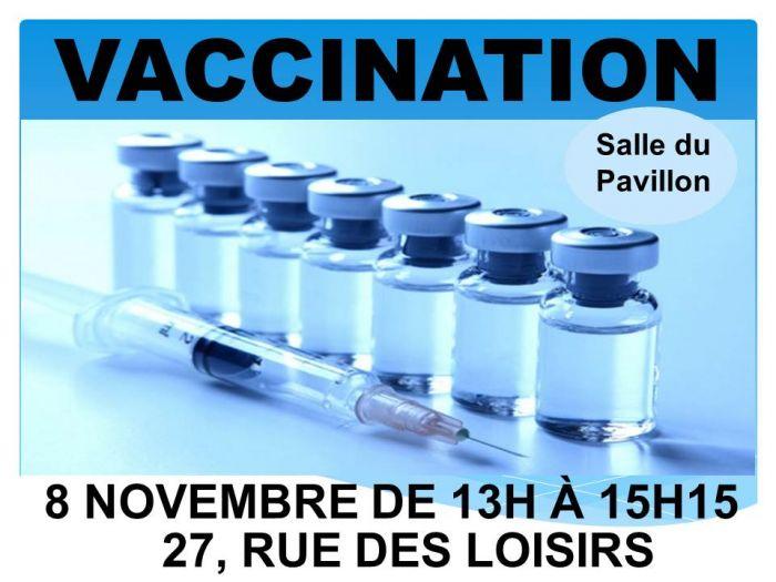 vaccin grippe victoriaville 2015
