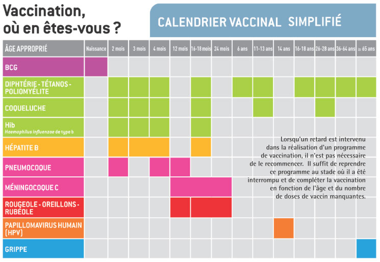 vaccin hepatite b obligatoire 2015