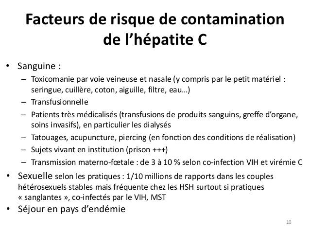 vaccin hepatite c