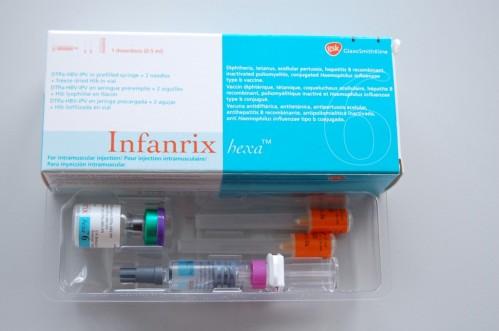 vaccin infanrix quinta
