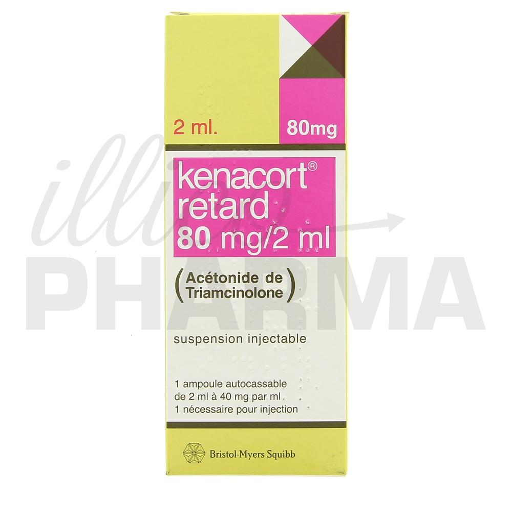 vaccin kenacort