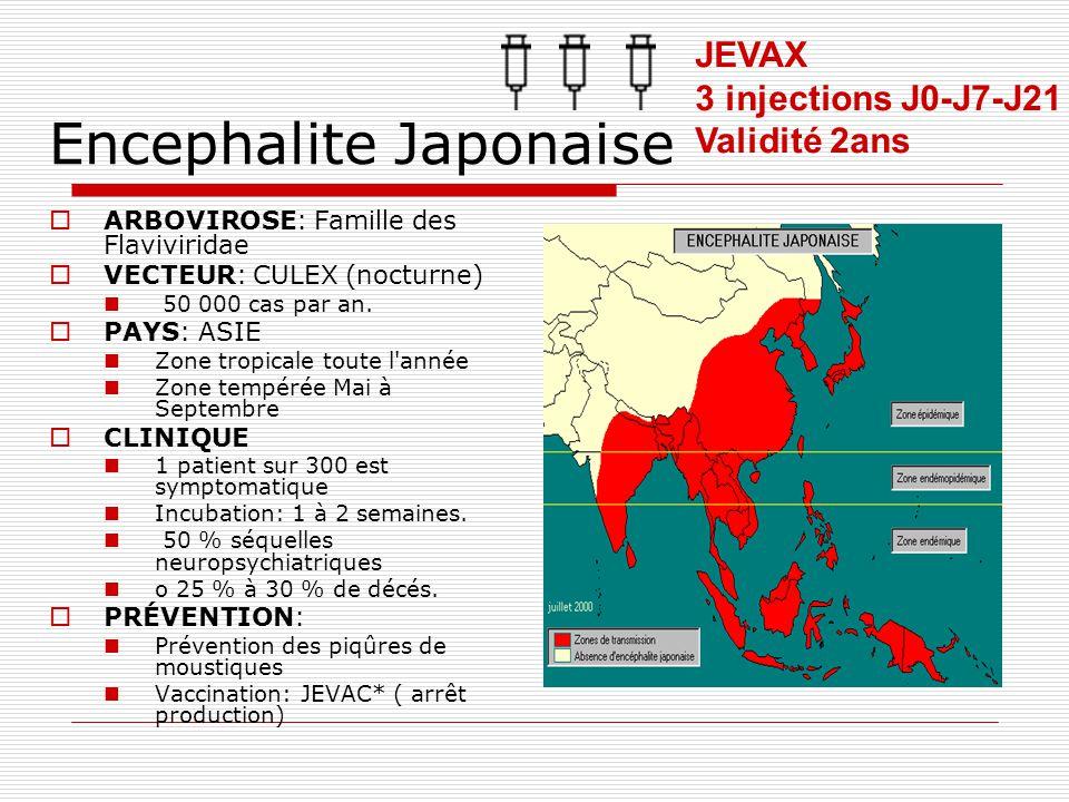 vaccin obligatoire japon