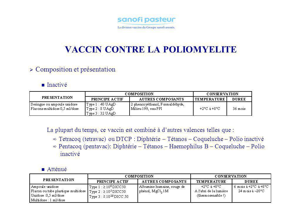 vaccin tetracoq
