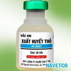 vaccin xuat huyet