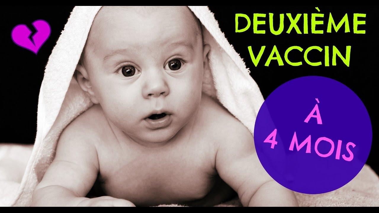 vaccin 4eme mois