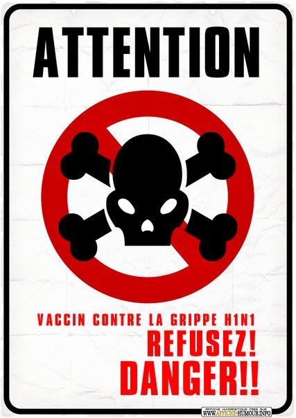 vaccin grippe danger