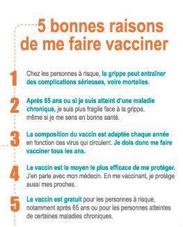vaccin grippe gratuit 2015