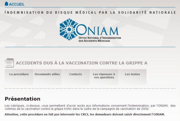 vaccin grippe h1n1 poison tres toxique