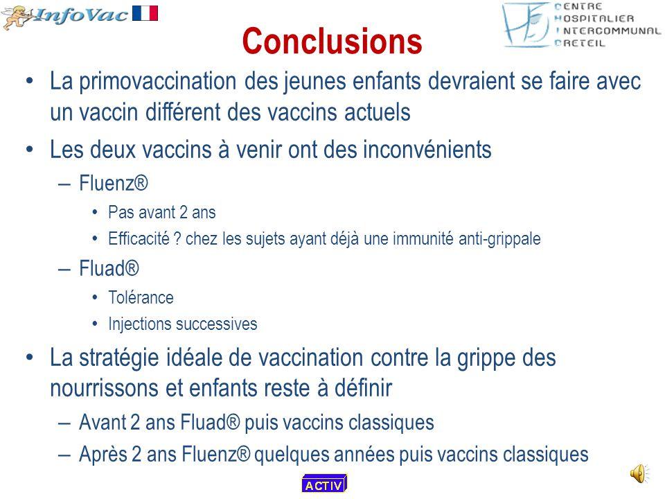 vaccin grippe immunite
