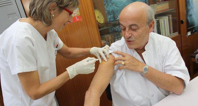 vaccin grippe porteur sain