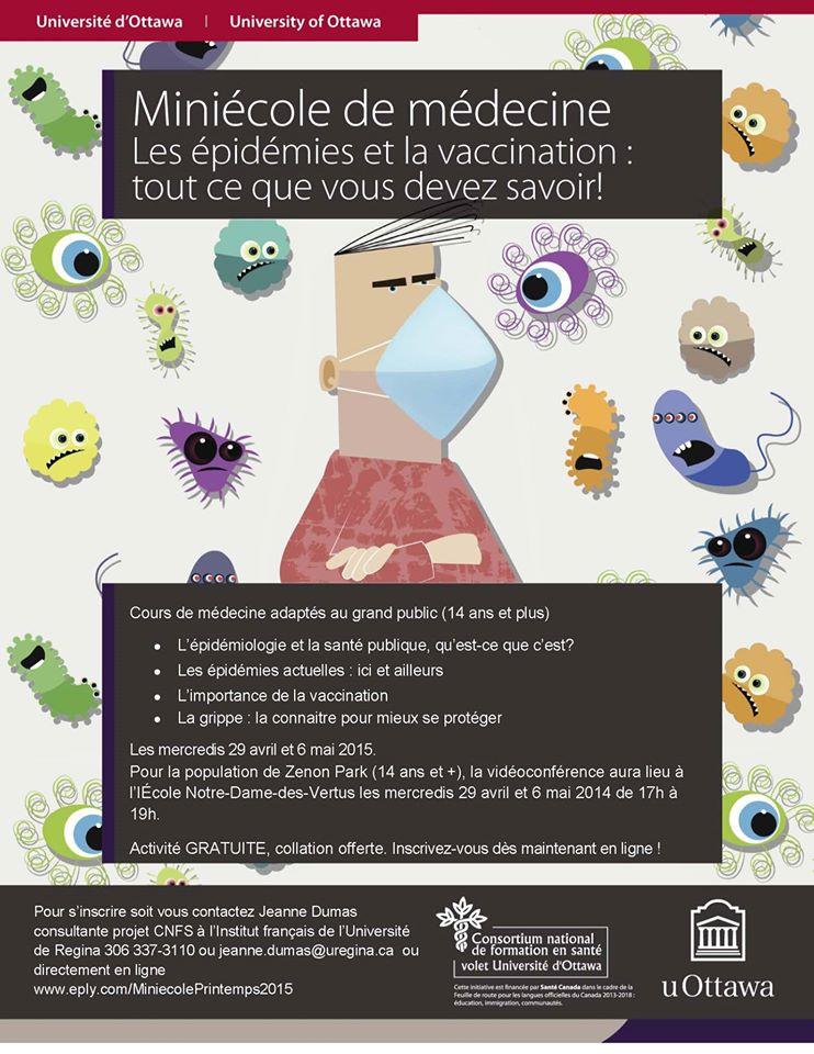 vaccin grippe uottawa