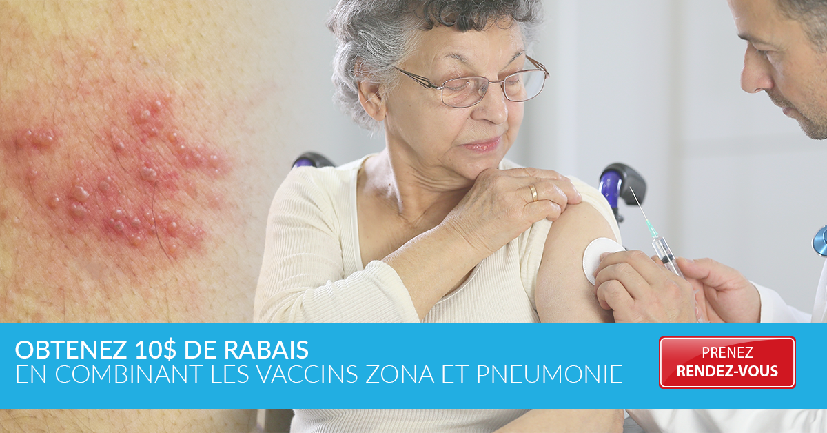 vaccin grippe zona