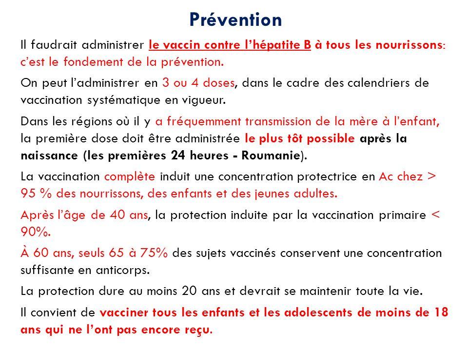 vaccin hepatite b a 40 ans