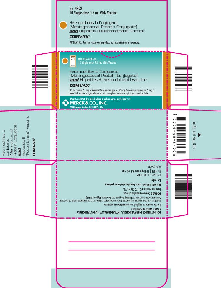 vaccin hepatite b act hib