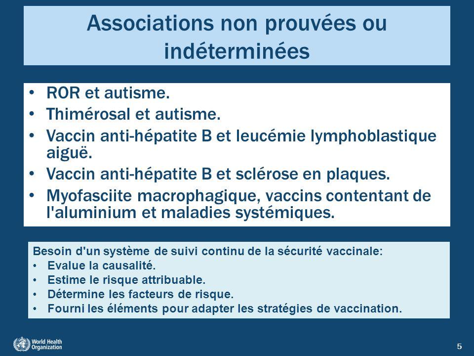 vaccin hepatite b et autisme