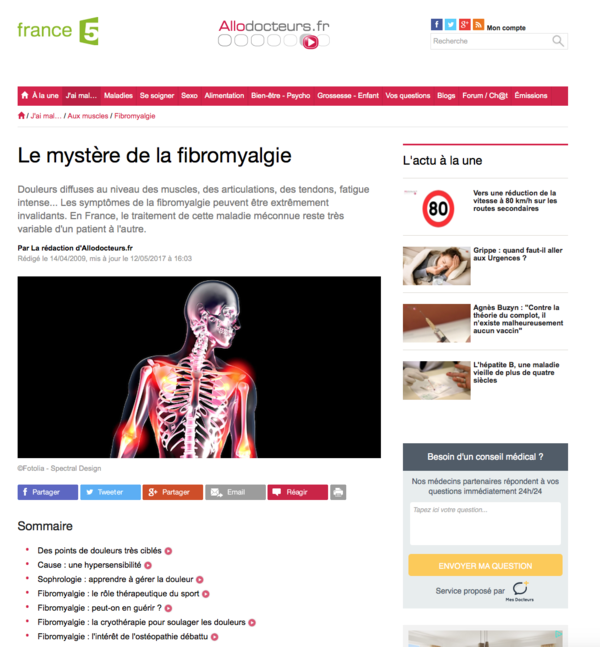 vaccin hepatite b fibromyalgie