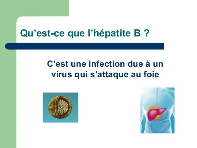 vaccin hepatite b foie
