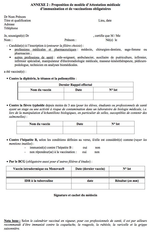 vaccin hepatite b infirmiere