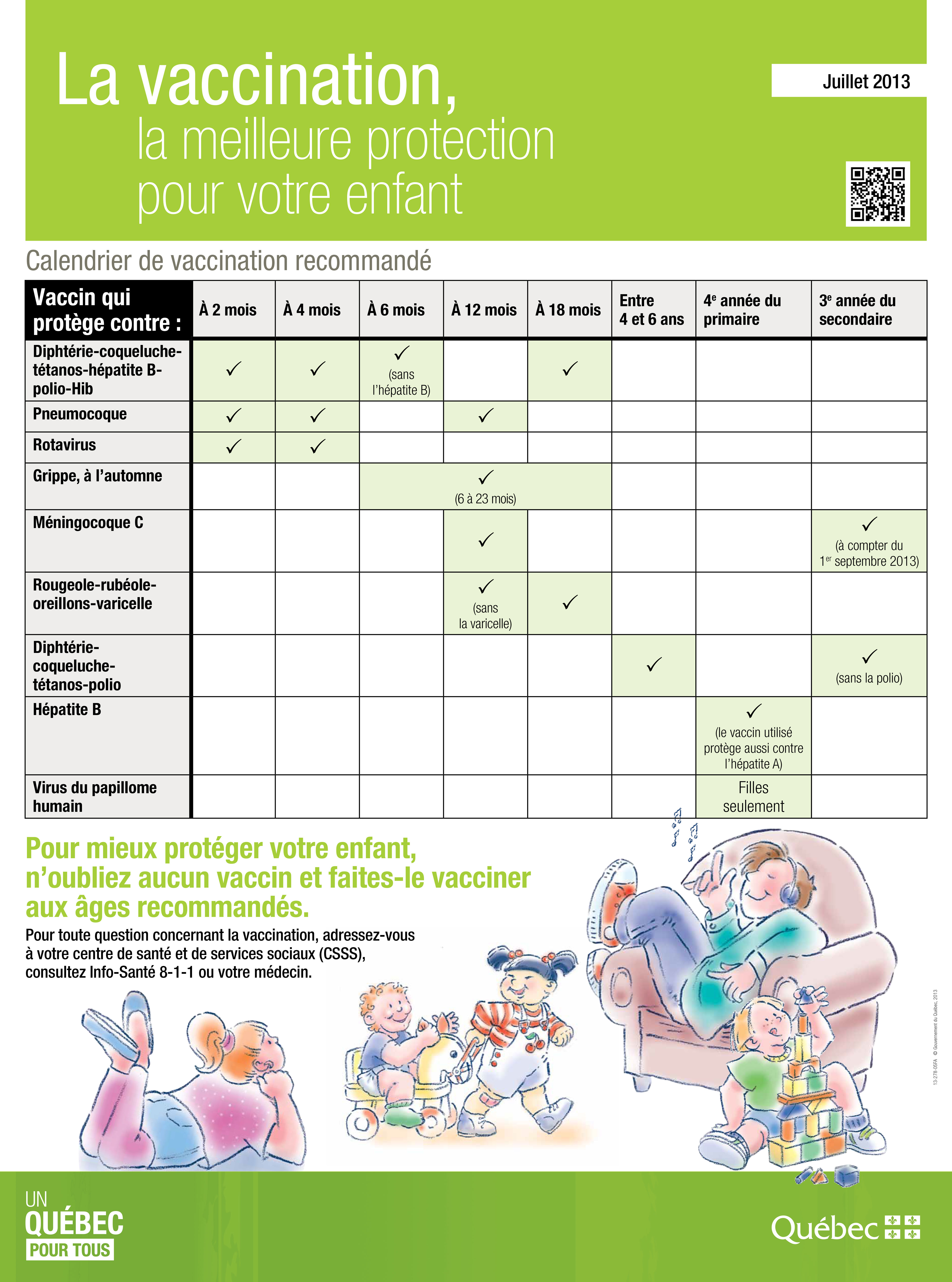 vaccin hepatite b pour bebe