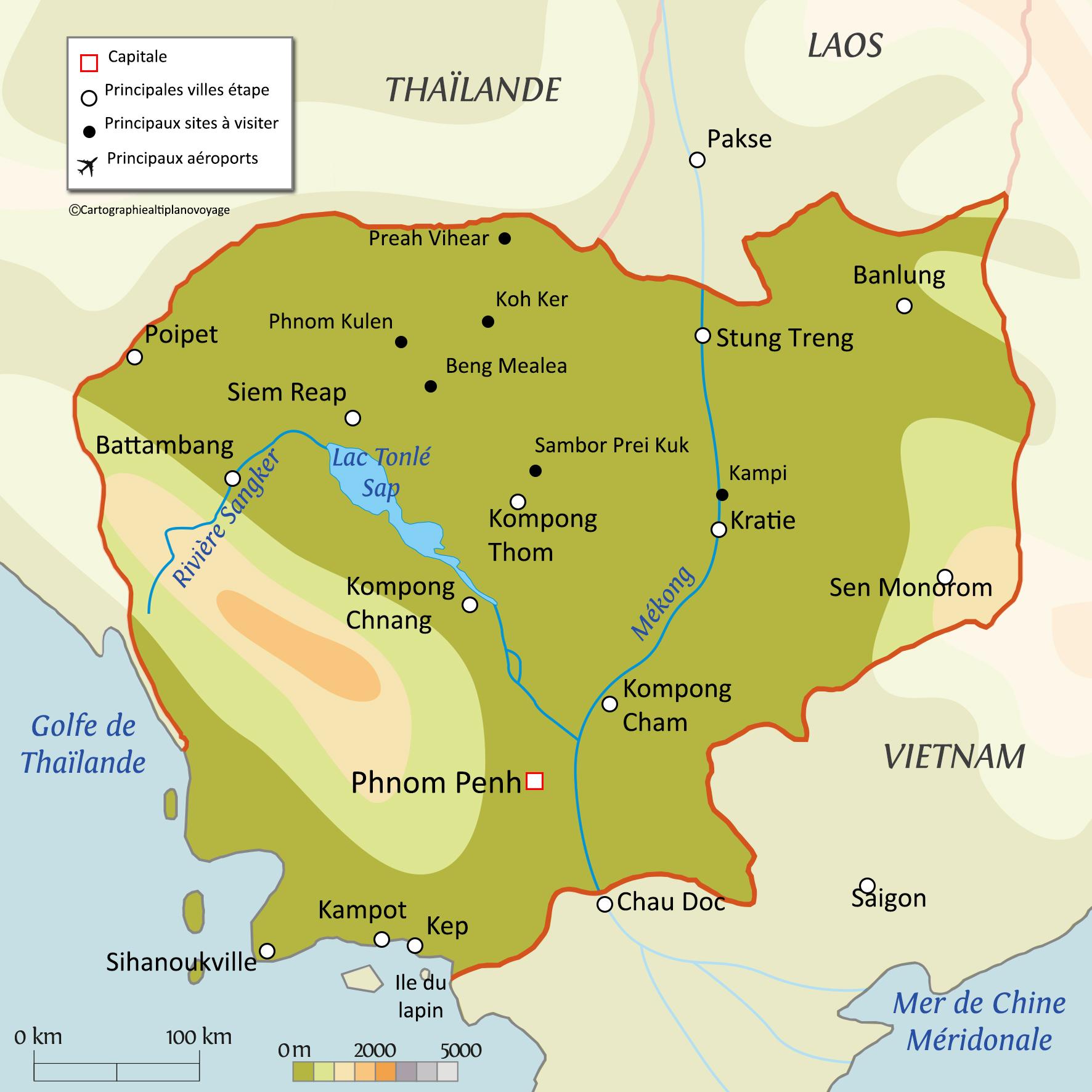 vaccin obligatoire cambodge